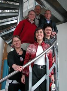 Forskargrupp LMFM mars 2010