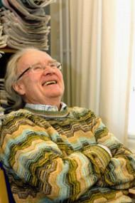 Professor emeritus Torsten Almén