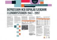 Poster från Forskningens dag 2010 om Lundbystudien