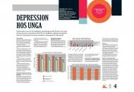 Poster Forskningens dag 2010 om depression hos unga