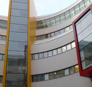 Infektionskliniken vid Skånes universitetssjukhus i Malmö