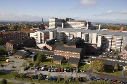 BMC och Skånes universitetssjukhus i Lund