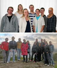 Charlotte Lings och Hindrik Mulders forskargrupper