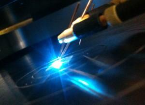 lysdiodlampa testas på LTH