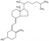Vitamin D2, ergokalciferol