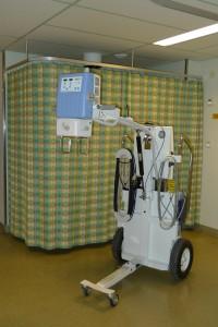 Mobil röntgen