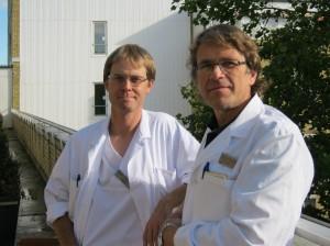 Björn Rosengren och Magnus Karlsson
