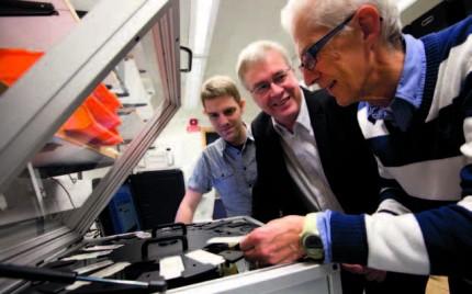 effektivare cancerbehandling med förfinad strålningsteknik