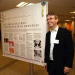 Vinnarposter Forskningens dag 2011