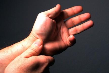 artros i handleden