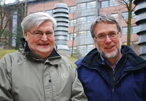 Kjell Lindström och Nils-Gunnar Holmer