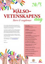 Hälsovetenskapens dag den 28 mars 2012