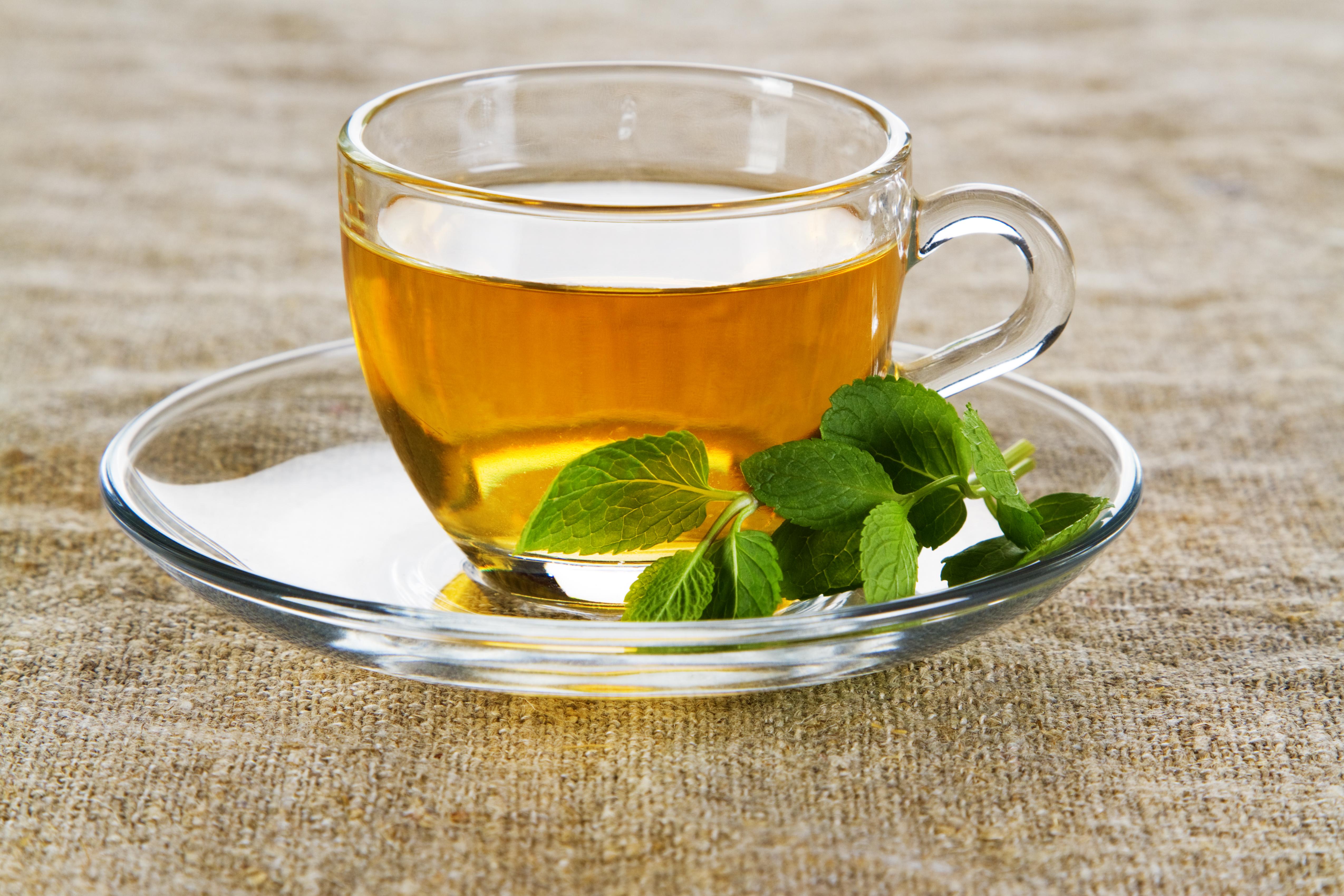 Как сделать чай с какой