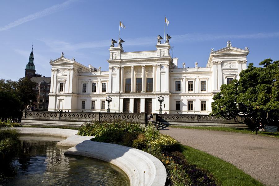 Universitetshuset i Lund