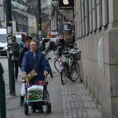 Gatumiljö Lund