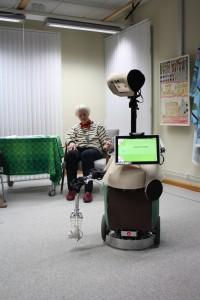 robot för äldre