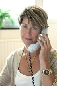 Telefonjour för nackskador