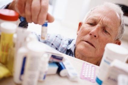 Äldre i vården