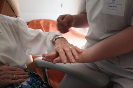 Omvårdnad av äldre