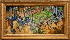 Van Gogh Museum - Tree-roots
