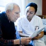 Personalens arbetstillfredsställelse starkt kopplad till mötet med vårdtagaren