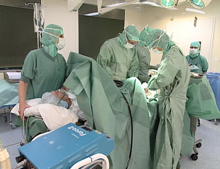 knäprotesoperation