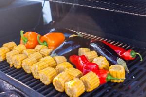 vegetarisk barbecue