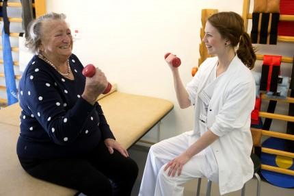 träning vid njursjukdom