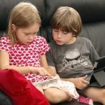 barn och internet