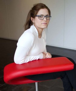 Susanne Eriksson. Foto: Anna-Mi Wendel