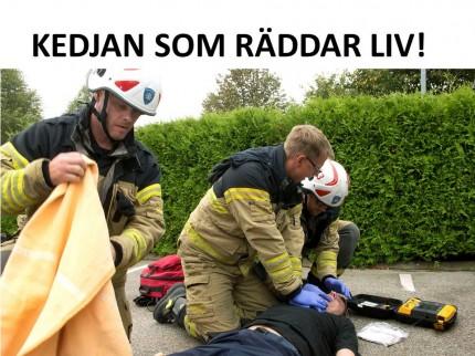 Kedjan som räddar liv