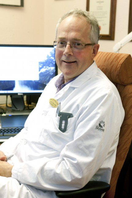 Leif Bjermer professor lungmedicin