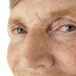 ögon hos äldre