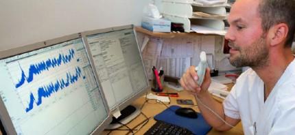 Erik Westhall och förenklat EEG