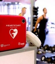 hjärtstartare