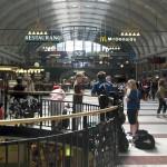 Artrosdag på Stockholms Centralstation