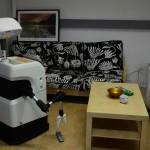 Robotar kompletterar mänsklig hjälp