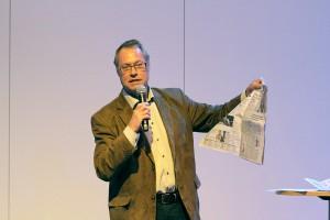 Seminariets moderator var Stig Ålund, ledamot i CASE brukarråd.