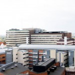 Fler patienter skickades hem från akuten när sjukhuset var fullt