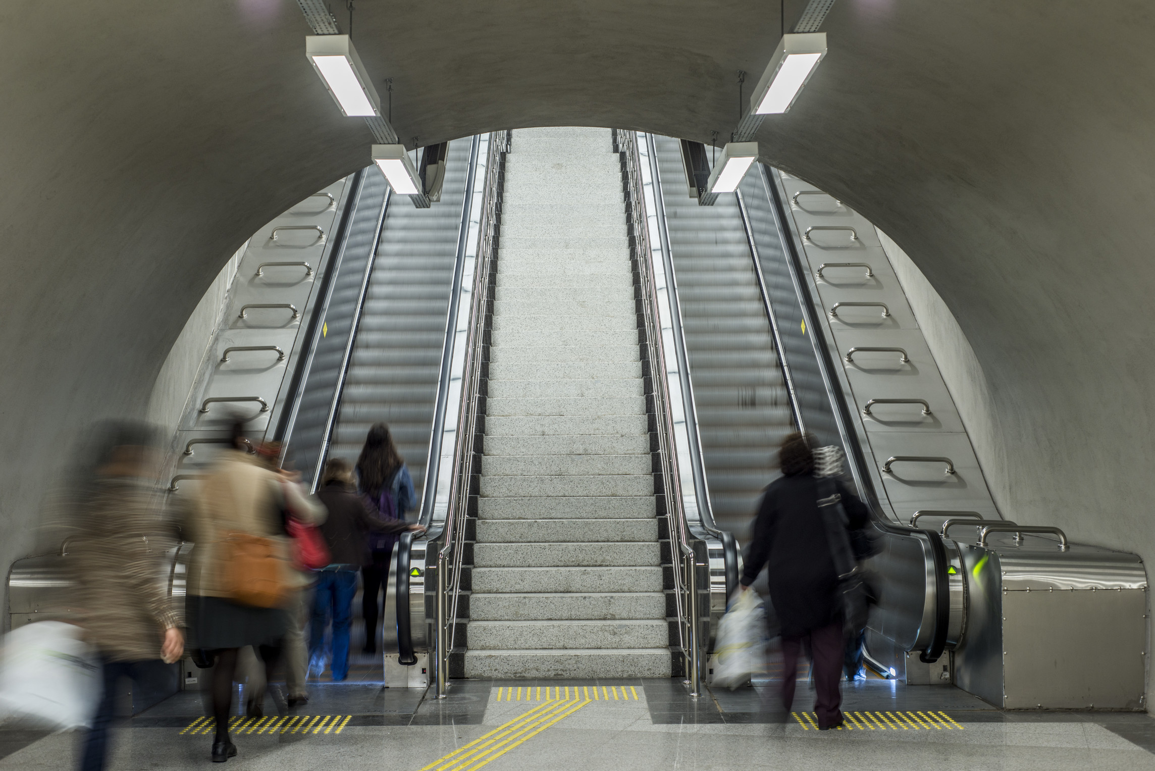 Okad forlust for metro