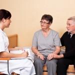 Fler utskrivna patienter återvänder när det varit fullt på sjukhusen