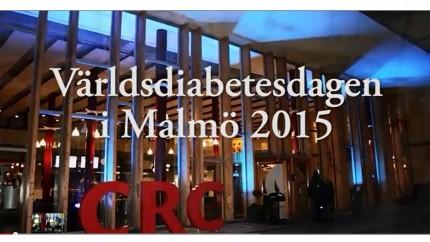 Föreläsningar från Världsdiabetesdagen 2015