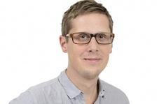 Kristian Pietras, professor i molekylär medicin med inriktning mot tumörstromats biologi