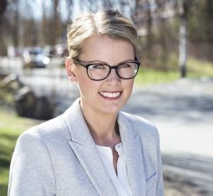Maria Ekholm. Foto Anna Hållams