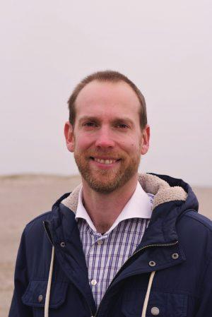 Porträttbild på Michael Anderberg