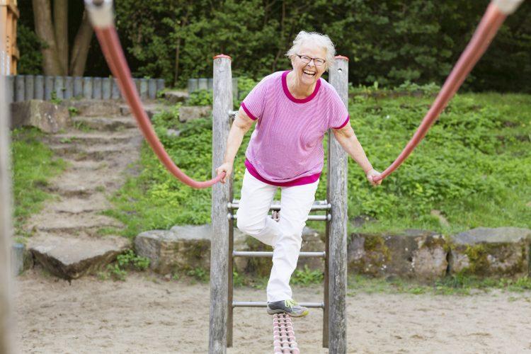 Har du tränat din balans idag?