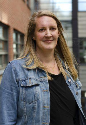 Porträttfoto Emelie Rietz Liljedahl