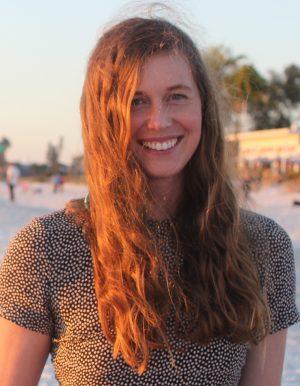 Porträttbild av Anni Gålne