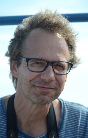 porträttbild av Mats Hansson