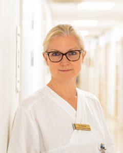 porträttfoto av Åsa Petersén